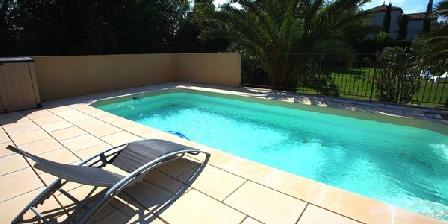 Mas de l'Angrola  Mas de l'Angrola meublés de tourisme piscine parking mer 4 km, Chambres d`Hôtes Sérignan (34)