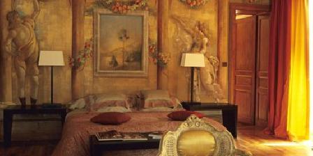 La Villa des Arts La Villa des Arts, Chambres d`Hôtes Savigné L'évêque (72)