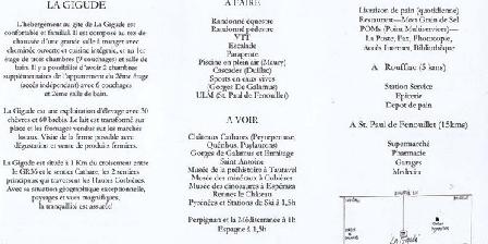 La Gigude La Gigude, Chambres d`Hôtes Soulatge (11)