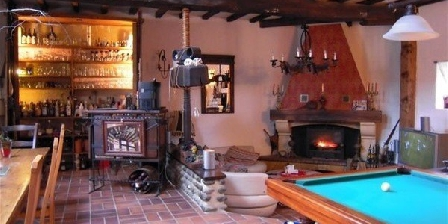 Chambre d'hotes La Belge Auberge > La Belge Auberge, Chambres d`Hôtes Labatut-Rivière (65)