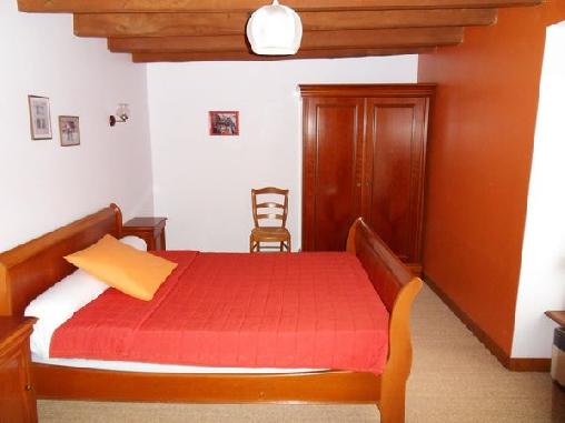 La Croix-Galliot, Chambres d`Hôtes Orange  Cherrueix (35)
