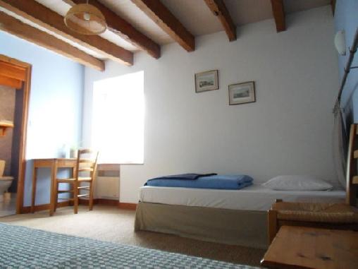 La Croix-Galliot, Chambres d`Hôtes Bleue Cherrueix (35)