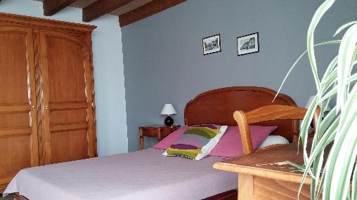 La Croix-Galliot, Chambres d`Hôtes Violette Cherrueix (35)