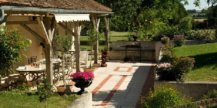 Domaine de Varennes Domaine de Varennes, Chambres d`Hôtes Montlouis (18)