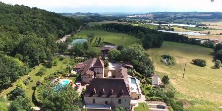 Château de Missandre Château de Missandre - Piscine - Tennis - Cheval, Chambres d`Hôtes Saint Pierre De Caubel (47)