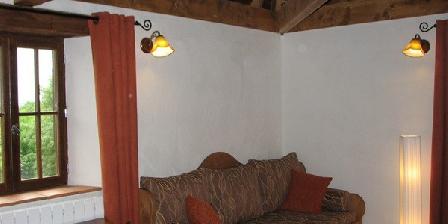 Château de Missandre Chambre Tourterelle côté salon