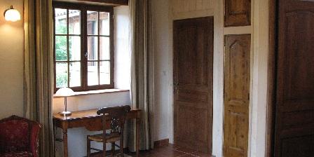 Château de Missandre Chambre Colombine côté salon