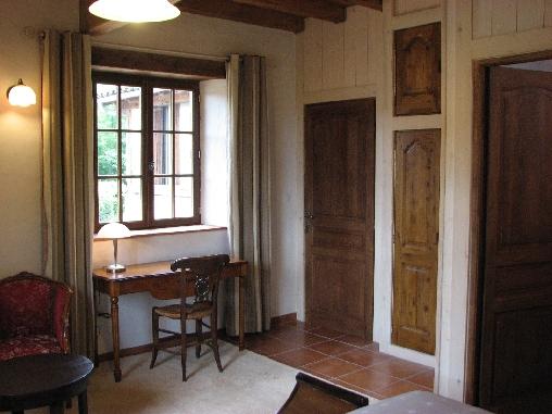 Chambre Colombine côté salon