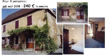Gîte Laumon Maurice Maison à Plazac en Périgord, Chambres d`Hôtes Plazac En Périgord (24)