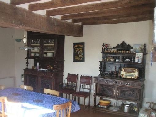 Chambre d'hote Sarthe - Le Grand Hêtre, Chambres d`Hôtes Mayet (72)