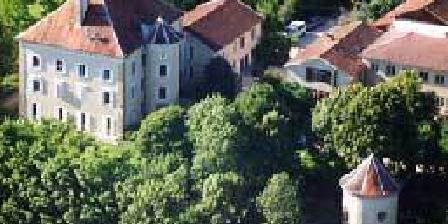 Château de Blagneux Château de Blagneux - Château Rocher, Gîtes Roybon (38)