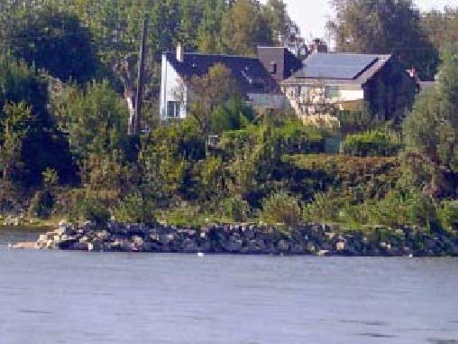 La Maison sur l'île, Chambres d`Hôtes Behuard (49)