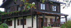 Bed and breakfast Chalet du Campet