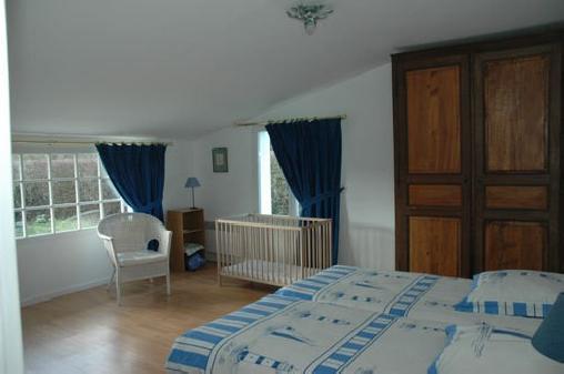 Le gite du Mont des Chèvres, Chambres d`Hôtes Montcavrel (62)