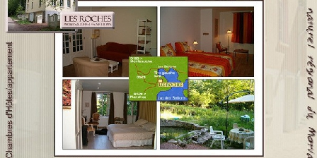 Les Roches Les Roches, Chambres d`Hôtes Montsauche Les Settons (58)