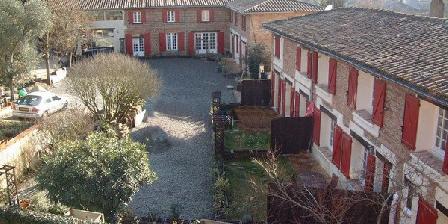 Domaine de Peyrolade Domaine de Peyrolade, Chambres d`Hôtes Daux (31)