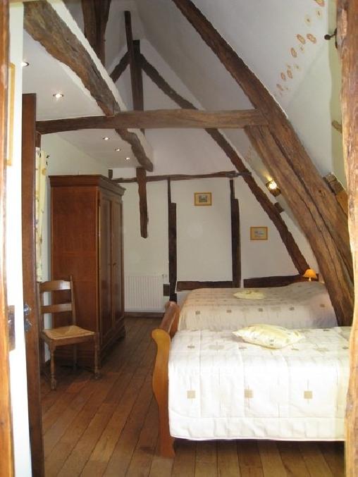La Ferronnerie, Chambres d`Hôtes Barneville Sur Seine (27)