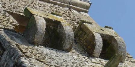Manoir de la Rivière Manoir de la Riviere, Chambres d`Hôtes Gefosse - Fontenay (14)