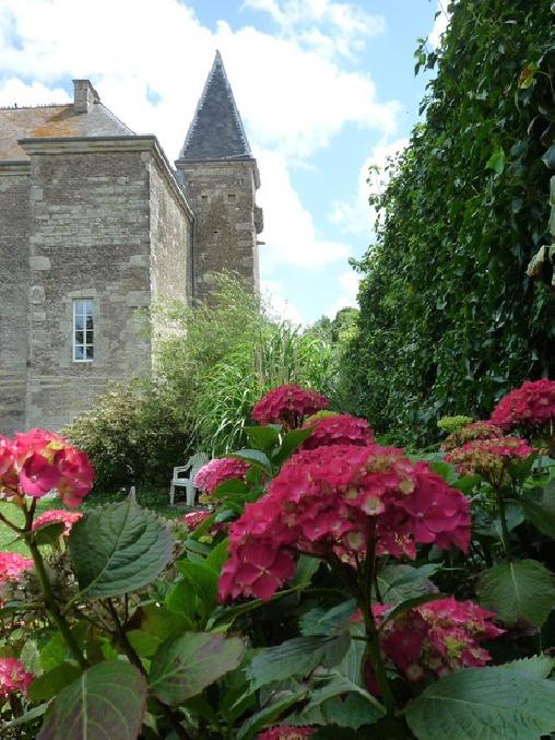 Manoir de la Riviere, Chambres d`Hôtes Gefosse - Fontenay (14)