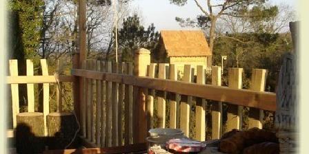 Cabanes de Bretagne Cabanes de Bretagne, Chambres d`Hôtes Moustoir Ac (56)