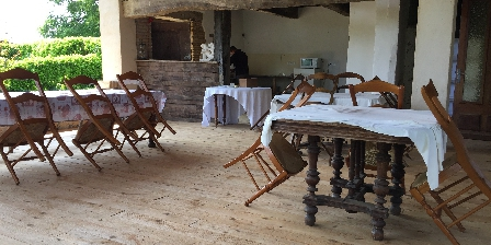 Le Marques Salle et cuisine d'été