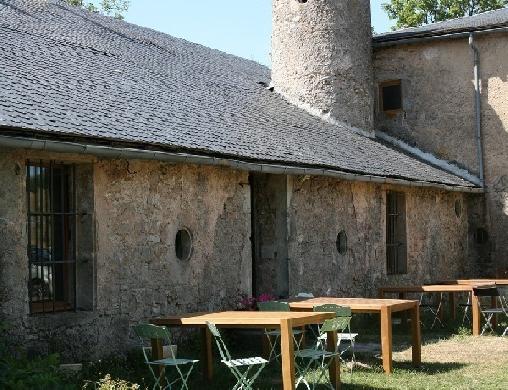 Domaine de Pradines, Chambres d`Hôtes Lanuéjols (30)