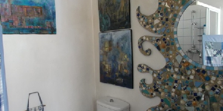 L'Atelier Bleu L'Atelier Bleu, Chambres d`Hôtes Vaunac (24)