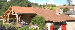 Bed and breakfast Clos de L'Arthonnet