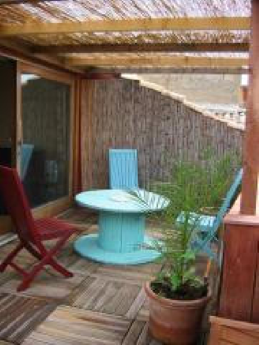 Studio les 3 Terrasses, Gîtes Saint Quentin La Poterie (30)
