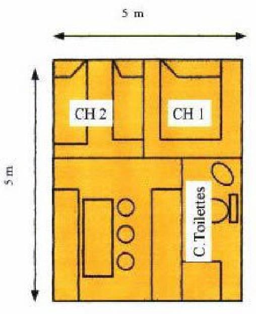 Le Clos Barrat, Gîtes Sérignac (46)