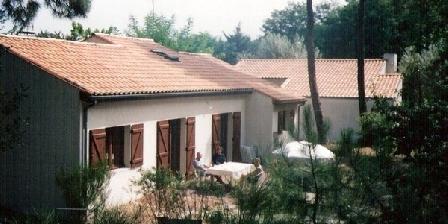 Villa sous les Pins Villa sous les Pins, Gîtes La Palmyre (17)