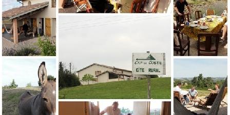 Cap de Coste Cap de Coste, Gîtes Saint-Frajou (31)