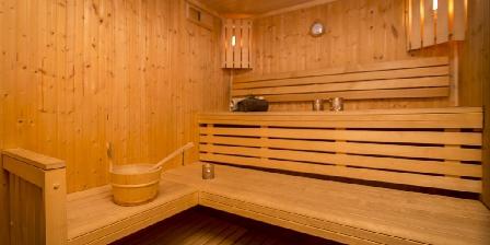 Les Chalets du Mazet Le sauna