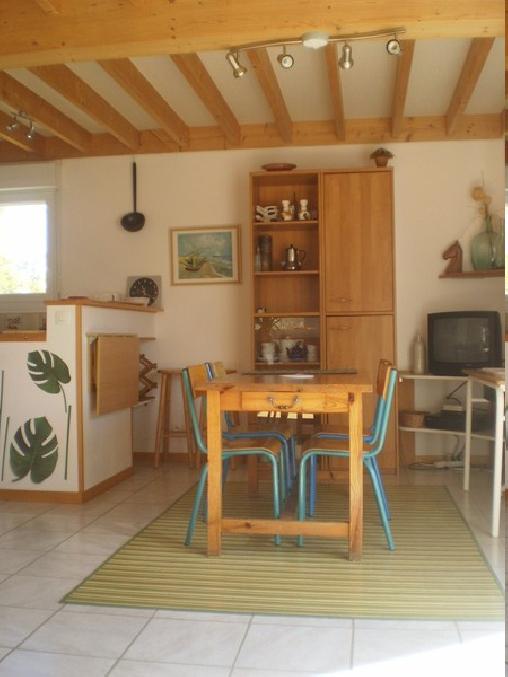 Maison 4 personnes à 5 min du port de Paimpol , Bréhat , plage , wifi , 2 vélos, Gîtes Paimpol (22)
