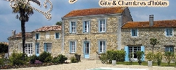 Bed and breakfast Le Logis de Chalons
