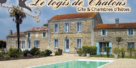 Le Logis de Chalons Le Logis de Chalons, Chambres d`Hôtes Le Gua (17)