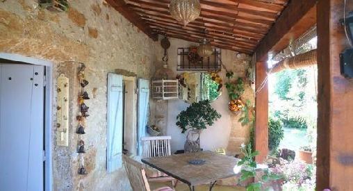 Chambre d'hote Vaucluse - Mas du Clos de l'Escarrat, Chambres d`Hôtes Jonquières (84)