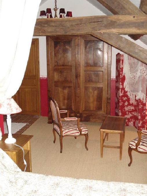 Maison d'hôtes et gîtes Les Eaux Calmes, Chambres d`Hôtes Talcy (89)