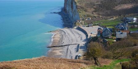 Location M.Bouttier Haute Normandie vue mer Résidence Pleine Mer, Gîtes St Pierre En Port (76)