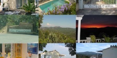 Gîte Sosni Ferienhaus Südfrankreich mit Pool Cote d'Azur Provence, Gîtes Le Muy (83)