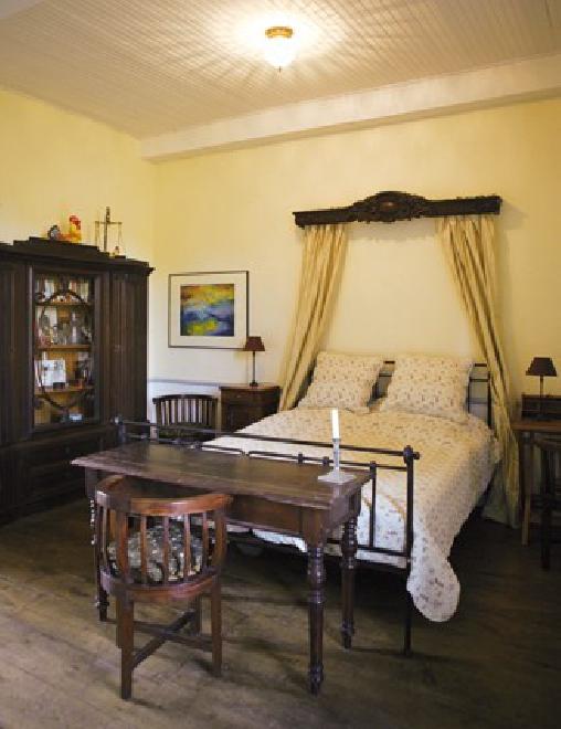 Auberge de Bouyssour, Chambres d`Hôtes Marsaneix (24)