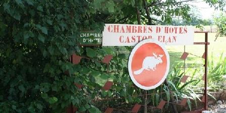 Castor-Elan Castor-Elan, Chambres d`Hôtes 1905 Routede Clemencey  Frangy En Bresse (71)