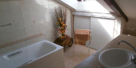 Rose Violine Rose violine ;chambre d'hôtes avec cuisine  (50 euros) et   spa(20 euros pour 2), Chambres d`Hôtes Plélan Le Petit (22)