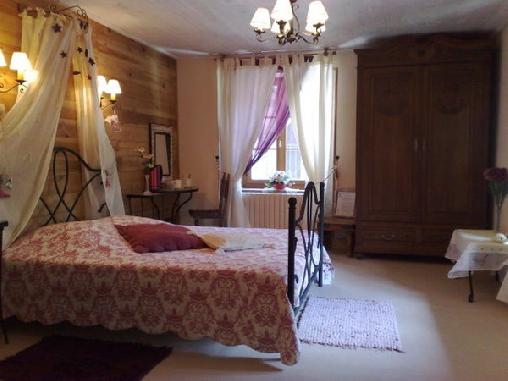 Au Petit Prince, Chambres d`Hôtes La Bridoire (73)
