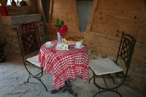 Chambre d'hote Loire - A l'Orée des Sapins, Chambres d`Hôtes Saint Priest La Vêtre (42)