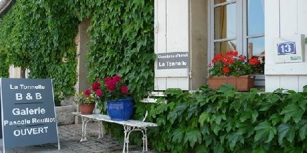 La Tonnelle La Tonnelle, Chambres d`Hôtes Chappes (10)