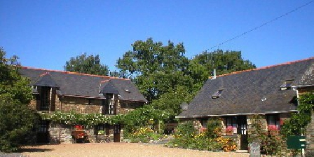Gîtes Noix et Jasmin Woodland View Barn et Wisteria Barn, Gîtes Masserac (44)