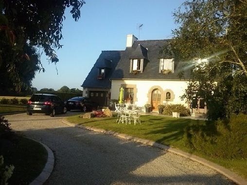La Maison Tregorroise, Gîtes Plouguiel (22)