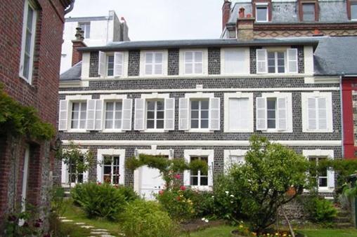 Jardin Gorbeau Etretat, Chambres d`Hôtes Etretat (76)