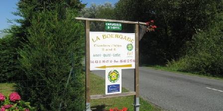 La Bourgade La Bourgade, Chambres d`Hôtes Estréelles (62)